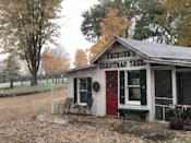 """<p><strong>Lake Elmo, Minnesota</strong> (Starting November 23)</p><p>Minnesotans won't just find a plot with trees at <a href=""""https://kruegerschristmastrees.com/"""" rel=""""nofollow noopener"""" target=""""_blank"""" data-ylk=""""slk:Krueger's Christmas Trees"""" class=""""link rapid-noclick-resp""""><strong>Krueger's Christmas Trees</strong></a>. There's a full day of adventure ahead, as you and your family can go for a nature walk, warm up by the campfire, say hi to Santa, and more. One of their oldest traditions, however, is making sure each guest receives a Tootsie Roll.</p>"""