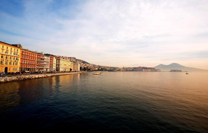 Napoli (Photo by: Giuseppe Greco/REDA&CO/Universal Images Group via Getty Images)