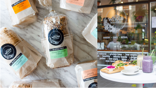 Homegrown Healthy Food Brands in Singapore That Sell Almond Milk, Gluten-Free Bread, Snacks and More!