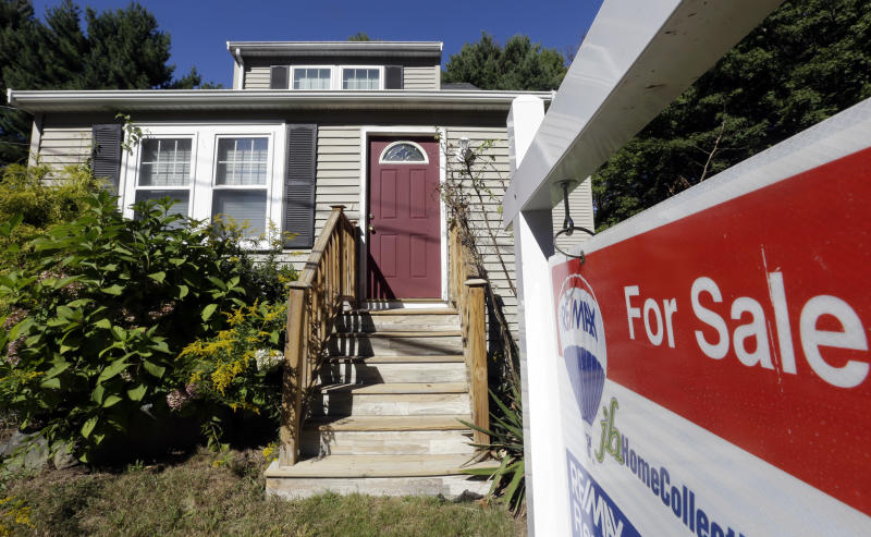 US home prices rose at slower pace in September