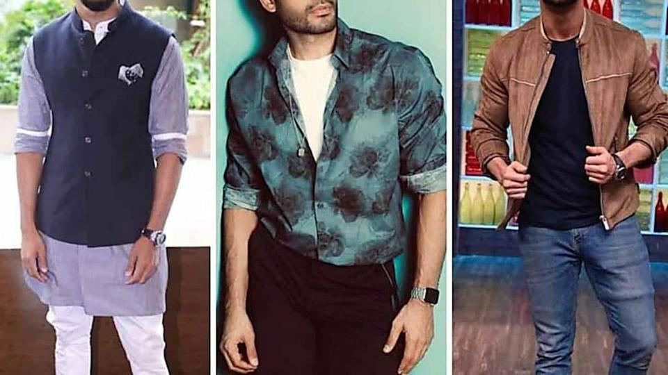 Fashion guide for men: Suggestions for outfits during Durga Puja
