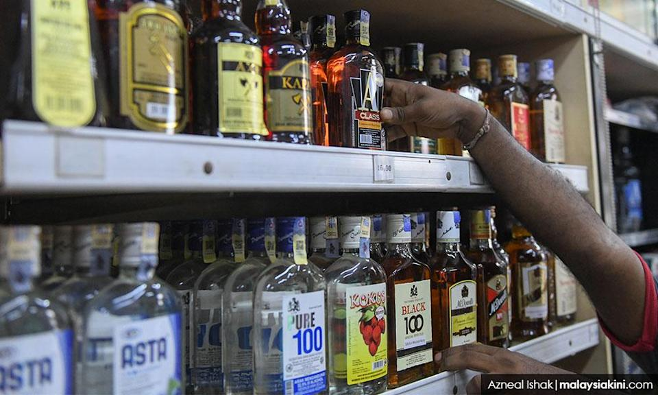 Interfaith group wants liquor sales to be regulated instead of a ban