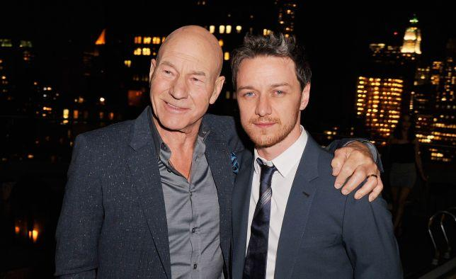 James Mcavoy Volunteers To Play A Young Jean Luc Picard In Sir