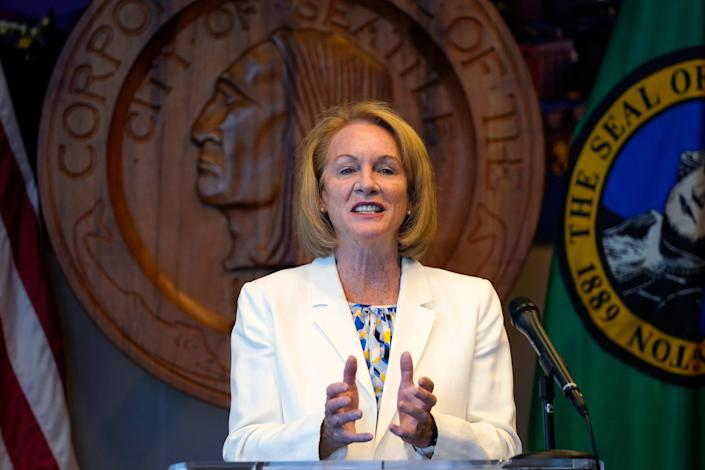 Seattle mayor Jenny Durkan says reported intervention by Bill Barr is