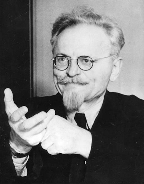 FILE - This file photo shows a portrait of Leon Trotsky, the former Bolshevist leader and creator of the Red Army, taken on Aug. 9, 1940, shortly before an attack made on him on Aug. 20, 1940, at his home in Mexico City. North Korea's execution of Kim Jong-Un's uncle, on Thursday, Dec. 12, 2013, reminds many of the ways in which 20th century dictators such as Josef Stalin, Adolf Hitler and Mao Zedong methodically ousted their opponents. Trotsky, who was Stalin's last and best-known rival, was assassinated by an ice pick to the head while he was in exile in Mexico in 1940. Stalin died in power 13 years later. (AP Photo/File)