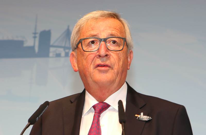 European Commission chief Jean-Claude Juncker is dismayed at the UK's Brexit papers (Picture: Rex)
