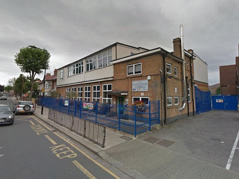 The school said it had 'taken steps to ensure an incident like this does not happen again': Google Maps