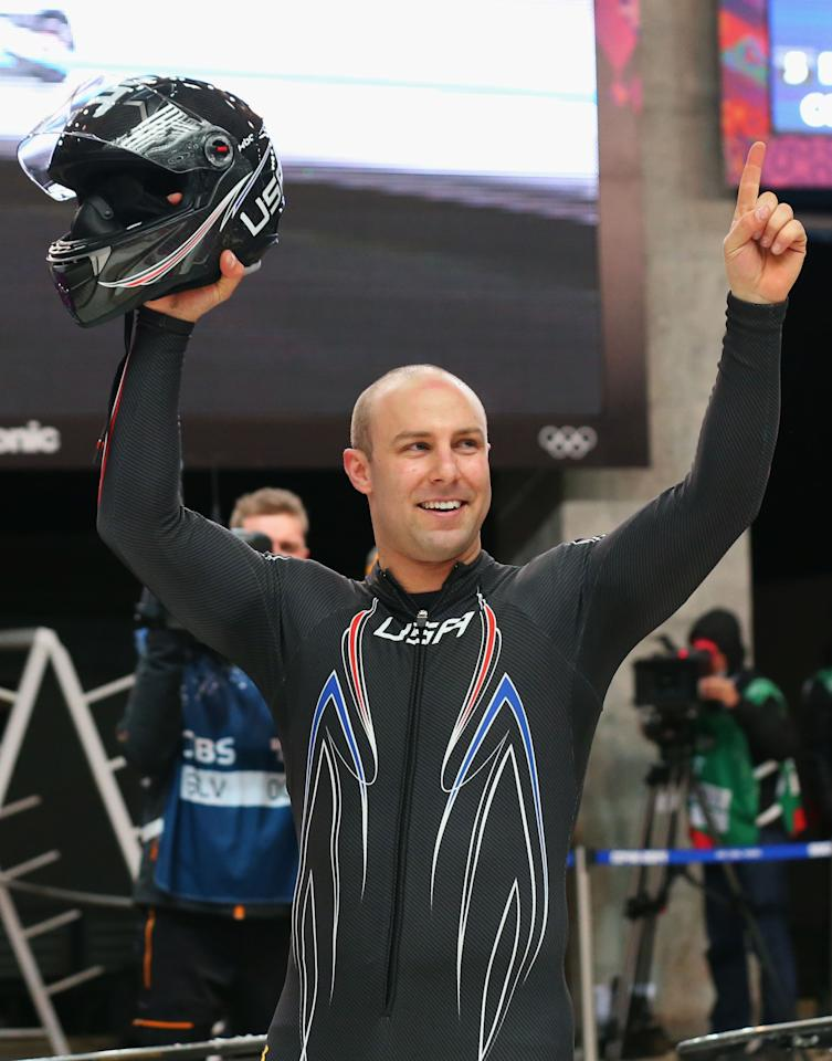 <p>Cunningham has been a Team USA member almost continuously since 1999. He won an Olympic Bronze Medal in 2002. </p>
