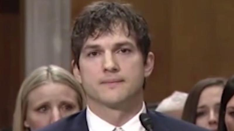 Ashton Kutcher kämpft emotional gegen moderne Sklaverei