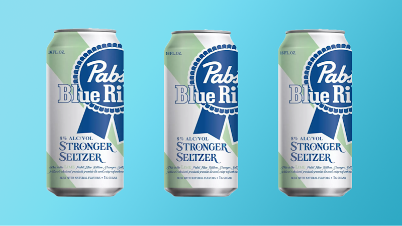 Even PBR Is Making Hard Seltzer Now