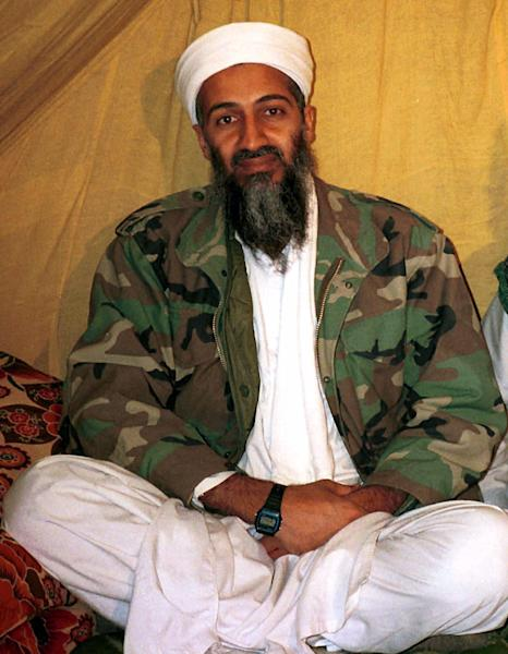 This is an undated file photo shows then-al Qaida leader Osama bin Laden, in Afghanistan. The hunt for Osama bin Laden took nearly a decade. It could take even longer to uncover U.S. government emails, planning reports, photographs and more that would shed light on how an elite team of Navy SEALs killed the world's most wanted terrorist leader. (AP Photo)