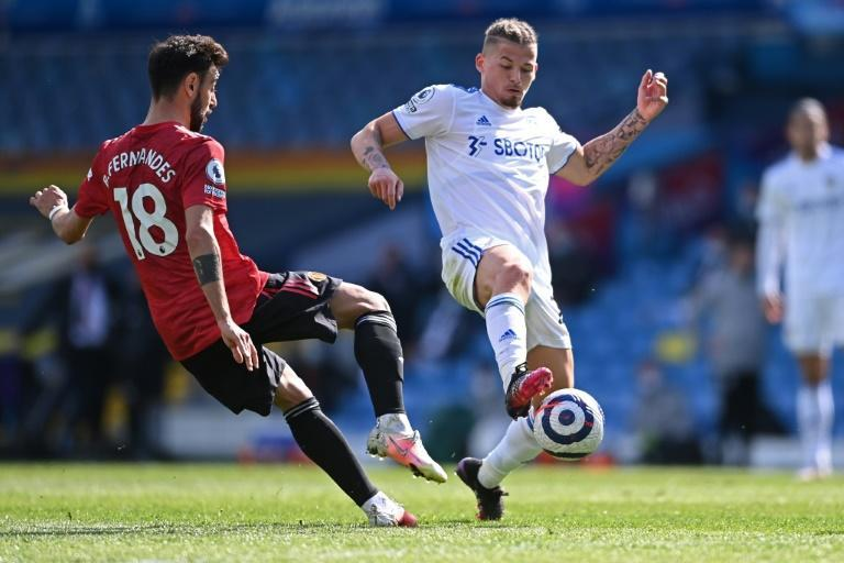 Manchester United and Leeds played out a 0-0 draw at Elland Road