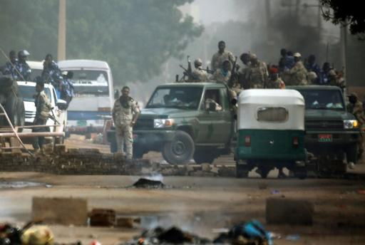 Sudanese forces launch a crackdown on anti-government protestors on June 3 which left at least 110 dead