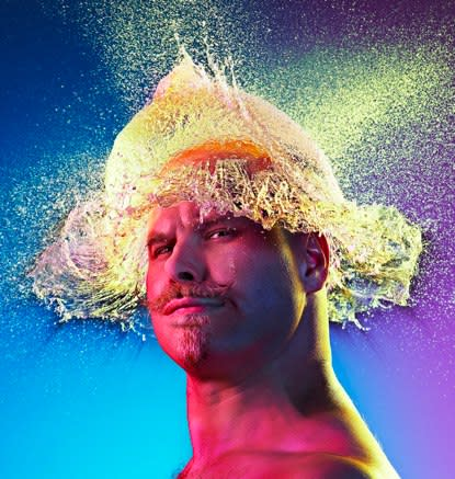 Incredible Water Wigs Will Make You Toss Your Rogaine [PICS]