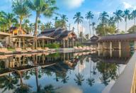 """<p><a href=""""https://aniprivateresorts.com/"""" rel=""""nofollow noopener"""" target=""""_blank"""" data-ylk=""""slk:ÀNI Private Resorts"""" class=""""link rapid-noclick-resp"""">ÀNI Private Resorts</a> doesn't just offer an ultra-luxe all-inclusive vacation experience, the resort is exclusively available for private bookings to achieve the ultimate getaway. A trip to one of the brand's resorts in Anguilla, Dominican Republic, Sri Lanka or Thailand provides guests with daily gourmet meals customized to your family's needs, massages and spa treatments, unique mixologist creations, special classes, along with a kids' club and babysitting services for a parents' night out.</p><p>Though designing your dream vacation may leave you pretty busy, you'll want to take the time to simply relax and enjoy the view at your chic and spacious, oceanfront villa. A stay here is perfect for a multi-generational family or for several families looking to getaway together.</p>"""