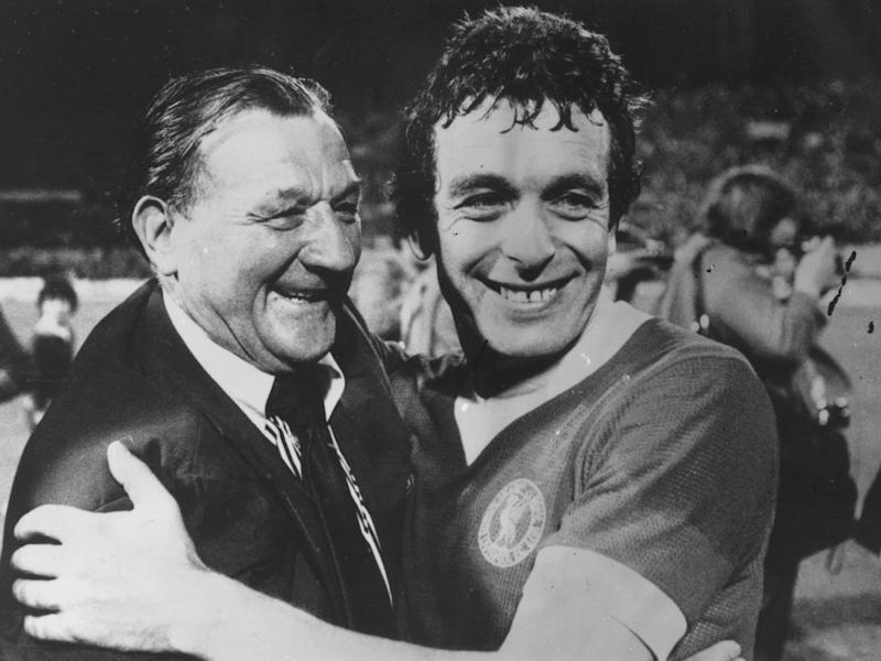 Paisley was a quiet but hard man (Getty)