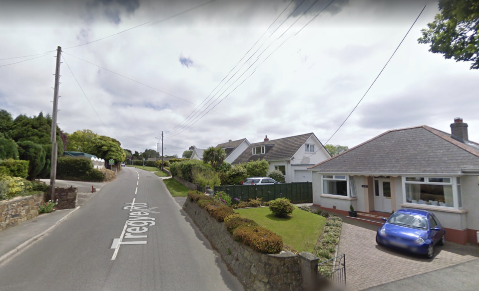 Carnon Downs residents have voted to ban cold callers from their front doors in an effort to protect themselves from rogue doorstep tradesmen and fraudsters. (Google Street View)