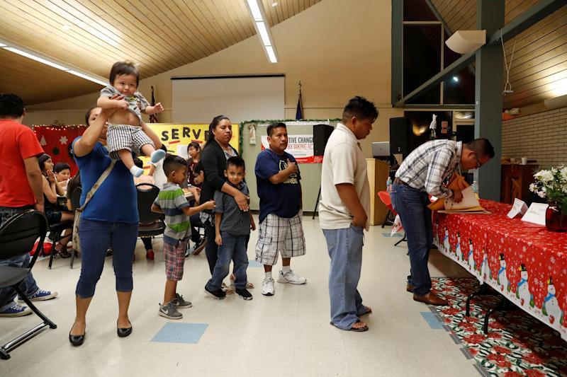 Mexico Help Centers Created To Help Immigrants