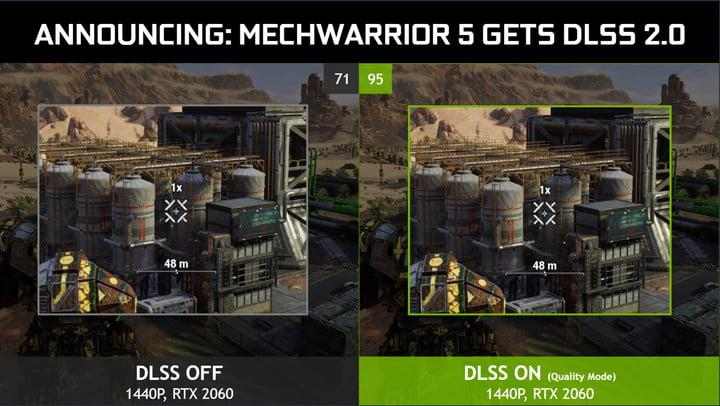 With DLSS 2.0, Nvidia is harnessing AI to improve games' visual fidelity