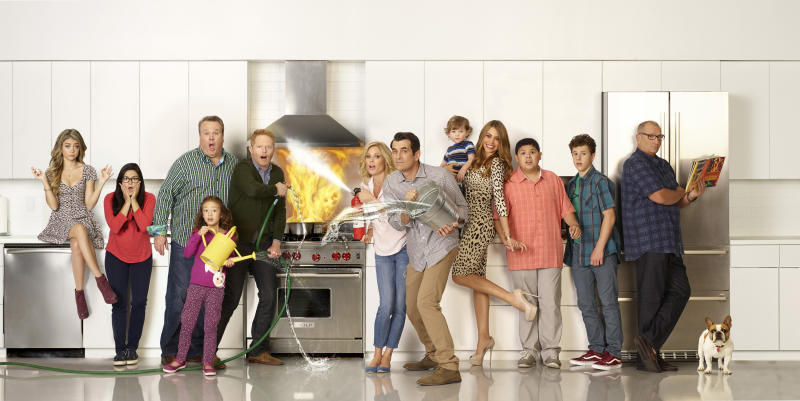 Modern Family to end next year after 11 seasons