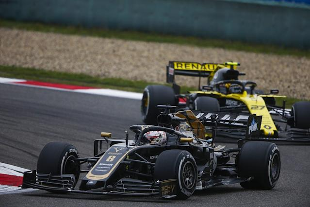 Haas struggling with Grosjean/Hulkenberg decision
