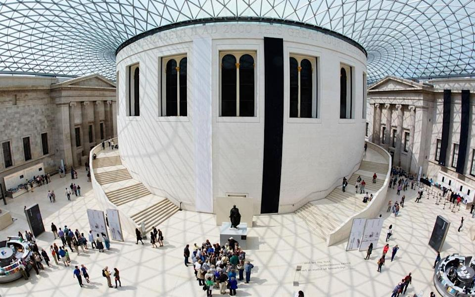 The British Museum - Getty