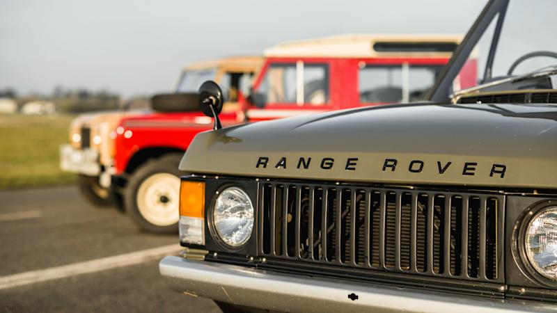Land Rover Legends