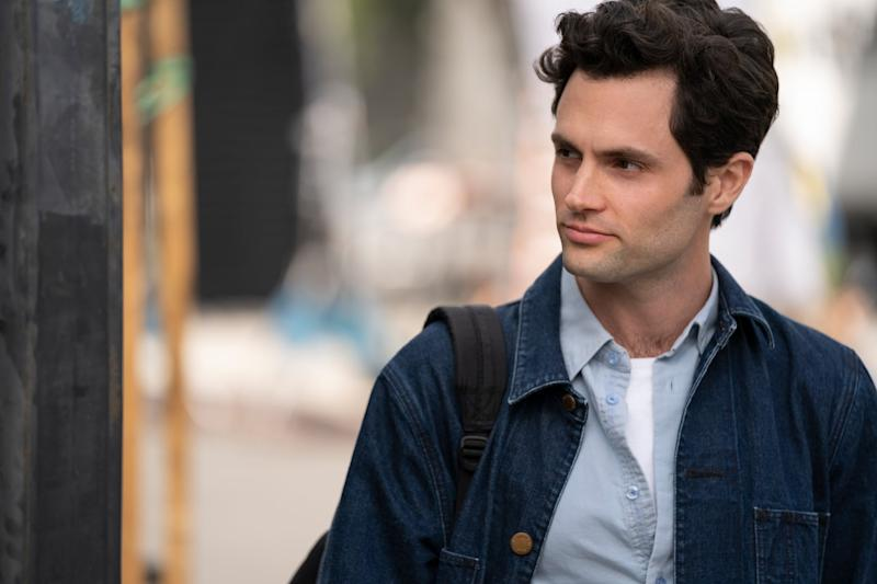 YOU, Penn Badgley, 'A Fresh Start', (Season 2, ep. 201, aired Dec. 26, 2019). photo: Tyler Golden / Netflix / Courtesy: Everett Collection
