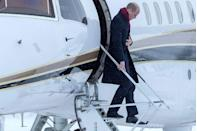 <p>Heirs to the throne never travel together as a safety precaution. This royal rule was established back when air travel was more risky than it is today. Regardless, the Queen, Prince Charles, Prince William, and Prince George never ride in the same plane all at once.</p>