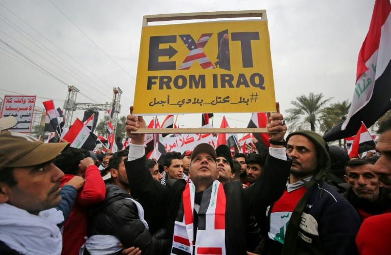 Image result for protests iraq