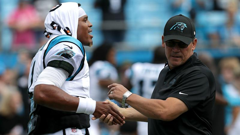 Redskins have considered adding Cam Newton, says Ron Rivera