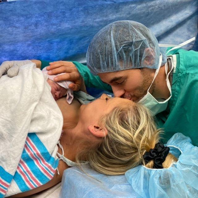 """<p>The notoriously private couple, who have been together since 2001, announced this week that they have welcomed their third child by sharing an adorable photo from the hospital. Aside from a few rumours that Kournikova was pregnant last month, the couple were true to form in keeping the news private.</p><p>The tennis great and Spanish singer are already parents to two-year-old twins.</p><p><a href=""""https://www.instagram.com/p/B8hHxfQpBbv/"""" rel=""""nofollow noopener"""" target=""""_blank"""" data-ylk=""""slk:See the original post on Instagram"""" class=""""link rapid-noclick-resp"""">See the original post on Instagram</a></p>"""