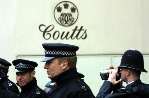 Swiss Regulator Fines Coutts for Breaches Tied to 1MDB