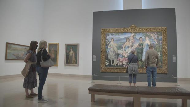 The Dallas Museum of Art exhibition