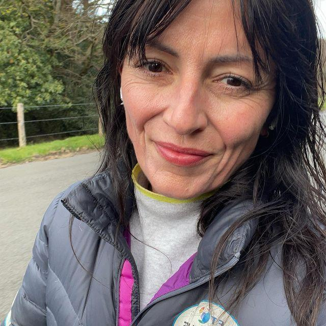 """<p>Not every day is a good day – that's natural. Davina's answer? Focus on the things that make her feel good: calling a friend, getting outside, hugging her dog. </p><p>You're never alone in feeling topsy-turvy sometimes, it's normal and not something to ever feel ashamed about. </p><p><a href=""""https://www.instagram.com/p/CNRwrnclXPa/"""" rel=""""nofollow noopener"""" target=""""_blank"""" data-ylk=""""slk:See the original post on Instagram"""" class=""""link rapid-noclick-resp"""">See the original post on Instagram</a></p>"""