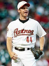 Would you rather have Roy Oswalt (top) or Stephen Strasburg on your team?
