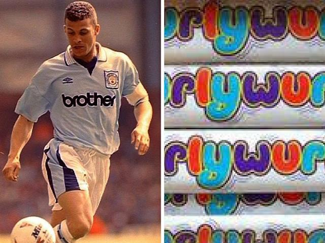 <p>Keith Curlywurly </p>