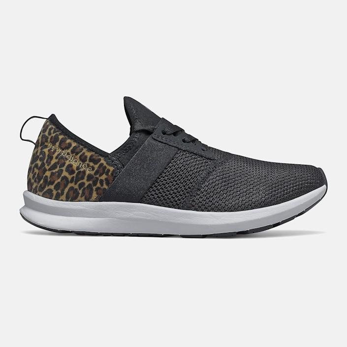 """<p><strong>New Balance</strong></p><p><strong>$44.39</strong></p><p><a href=""""https://www.amazon.com/New-Balance-FuelCore-Nergize-Sneaker/dp/B082G8JTLX/?tag=syn-yahoo-20&ascsubtag=%5Bartid%7C2140.g.19966106%5Bsrc%7Cyahoo-us"""" rel=""""nofollow noopener"""" target=""""_blank"""" data-ylk=""""slk:Shop Now"""" class=""""link rapid-noclick-resp"""">Shop Now</a></p><p>ICYMI, this New Balance cross trainer is both easy for slipping on and off your feet *and* is great for those who need arch support. Basically, you can wear these sleek, comfy shoes through all of your training needs without your feet feeling achy AF. </p><p><strong>Rave review:</strong> """"I love these shoes. They are great to slip on and go, match any outfit, and are super comfy."""" <br>—Nikki, <em><a href=""""https://go.redirectingat.com?id=74968X1596630&url=https%3A%2F%2Fwww.newbalance.com%2Fpd%2Ffuelcore-nergize%2FWXNRG.html&sref=https%3A%2F%2Fwww.womenshealthmag.com%2Ffitness%2Fg19966106%2Fcross-training-sneaker-guide%2F"""" rel=""""nofollow noopener"""" target=""""_blank"""" data-ylk=""""slk:newbalance.com"""" class=""""link rapid-noclick-resp"""">newbalance.com</a></em></p>"""