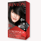 """<p><strong>Revlon</strong></p><p>walmart.com</p><p><strong>$2.94</strong></p><p><a href=""""https://go.redirectingat.com?id=74968X1596630&url=https%3A%2F%2Fwww.walmart.com%2Fip%2FRevlon-ColorSilk-Beautiful-Color-Hair-Color-Medium-Brown%2F10451024&sref=https%3A%2F%2Fwww.goodhousekeeping.com%2Fbeauty-products%2Fhair-dye-reviews%2Fg792%2Fbest-home-hair-color%2F"""" rel=""""nofollow noopener"""" target=""""_blank"""" data-ylk=""""slk:Shop Now"""" class=""""link rapid-noclick-resp"""">Shop Now</a></p><p>You can't beat this bargain: The GH Beauty Lab was especially impressed by Revlon's formula and gave this boxed dye <strong>perfect scores across the board</strong><strong> in all our rigorous tests. It covered grays completely</strong>, retained shine, and didn't fade after four weeks. Great for brunettes and red-heads, its auburn shade, Burgundy, was a top performer in our Beauty Lab tests, covering grays well. The real hair it was tested on on kept its shine after multiple washes.</p>"""
