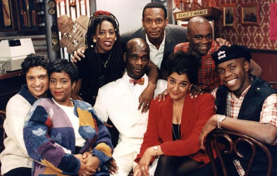 The cast of The Real McCoy. (Photo: The Real McCoy)