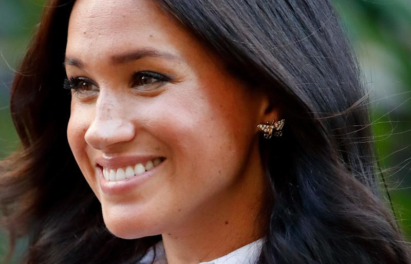 "Meghan Markle Reportedly Renewed a Trademark for Her Lifestyle Blog, ""The Tig"""