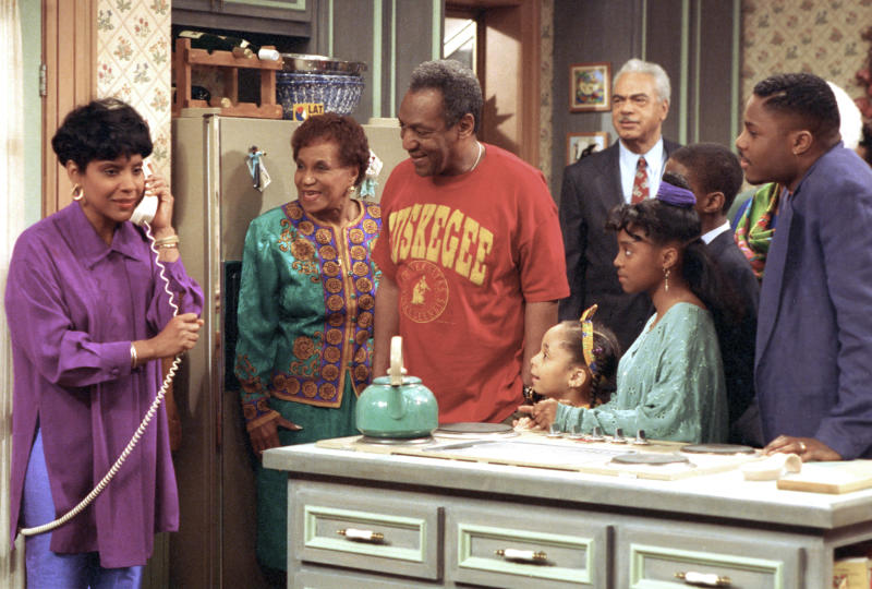 Bounce TV to bring back 'Cosby Show' reruns