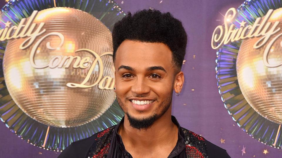 Aston was gracious in his exit interview. Copyright: [BBC]