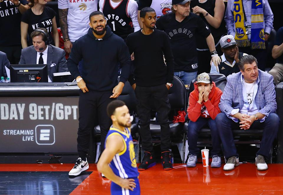 The Drake Effect: Brilliant Brand Ambassador or Annoying NBA Superfan?