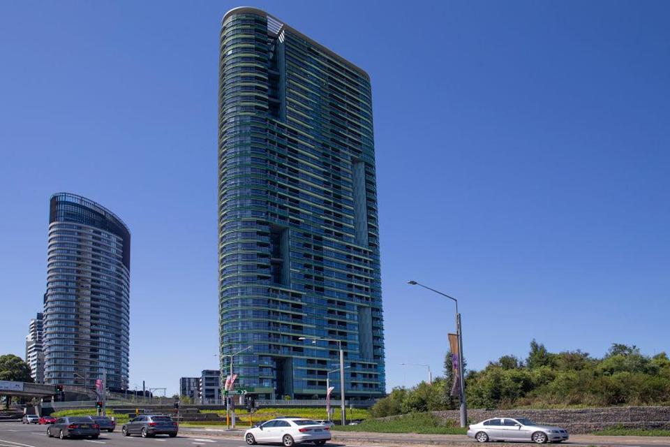 Opal Tower fallout worsens. Source: Getty