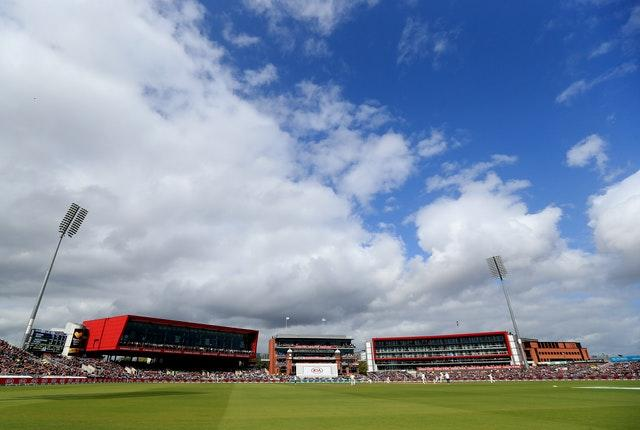 Emirates Old Trafford is seen as a possible host venue for 'bio-secure' cricket..