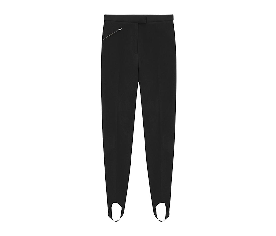 """<p>$65, <br /><a rel=""""nofollow"""" href=""""http://us.johnlewis.com/store/finery-buckleigh-ski-pants-black/p3096617#media-overlay_show"""">johnlewis.com</a> </p>"""