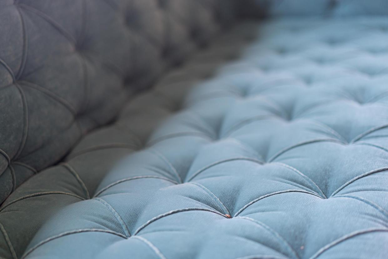 Background of the surface of the sofa (Photo: Getty Images)