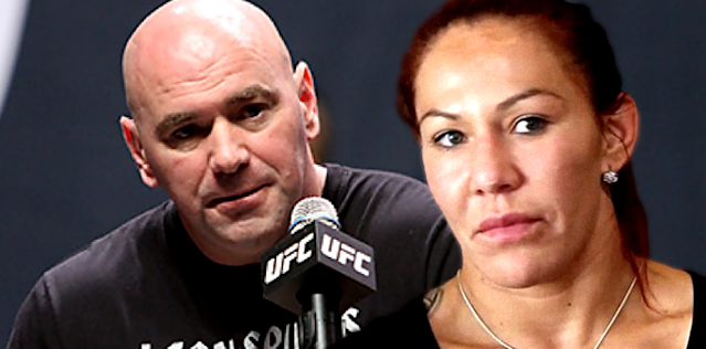 Cris Cyborg Rejects Dana White's Proposal That She Fight Amanda Nunes Next