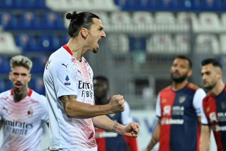 Zlatan Ibrahimovic's AC Milan have lost just one league game this season.